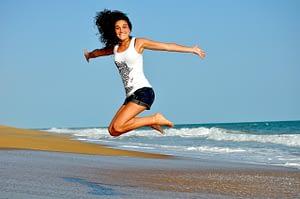 fitness, jump, health